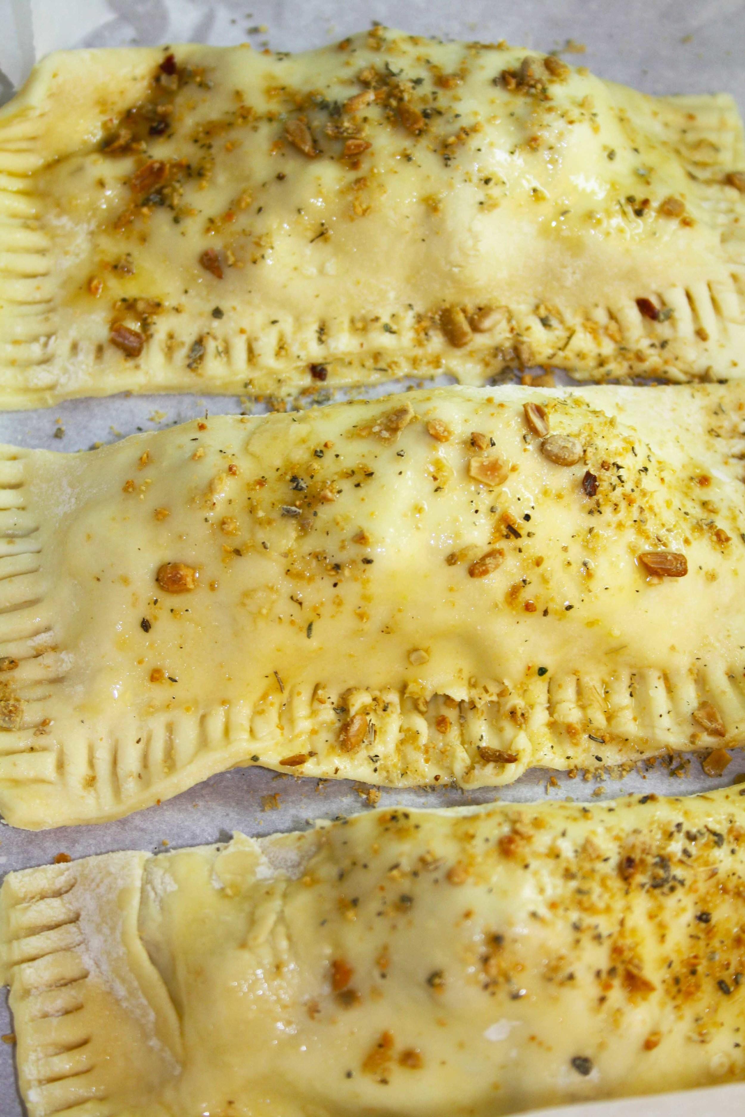 Canuck empanadas