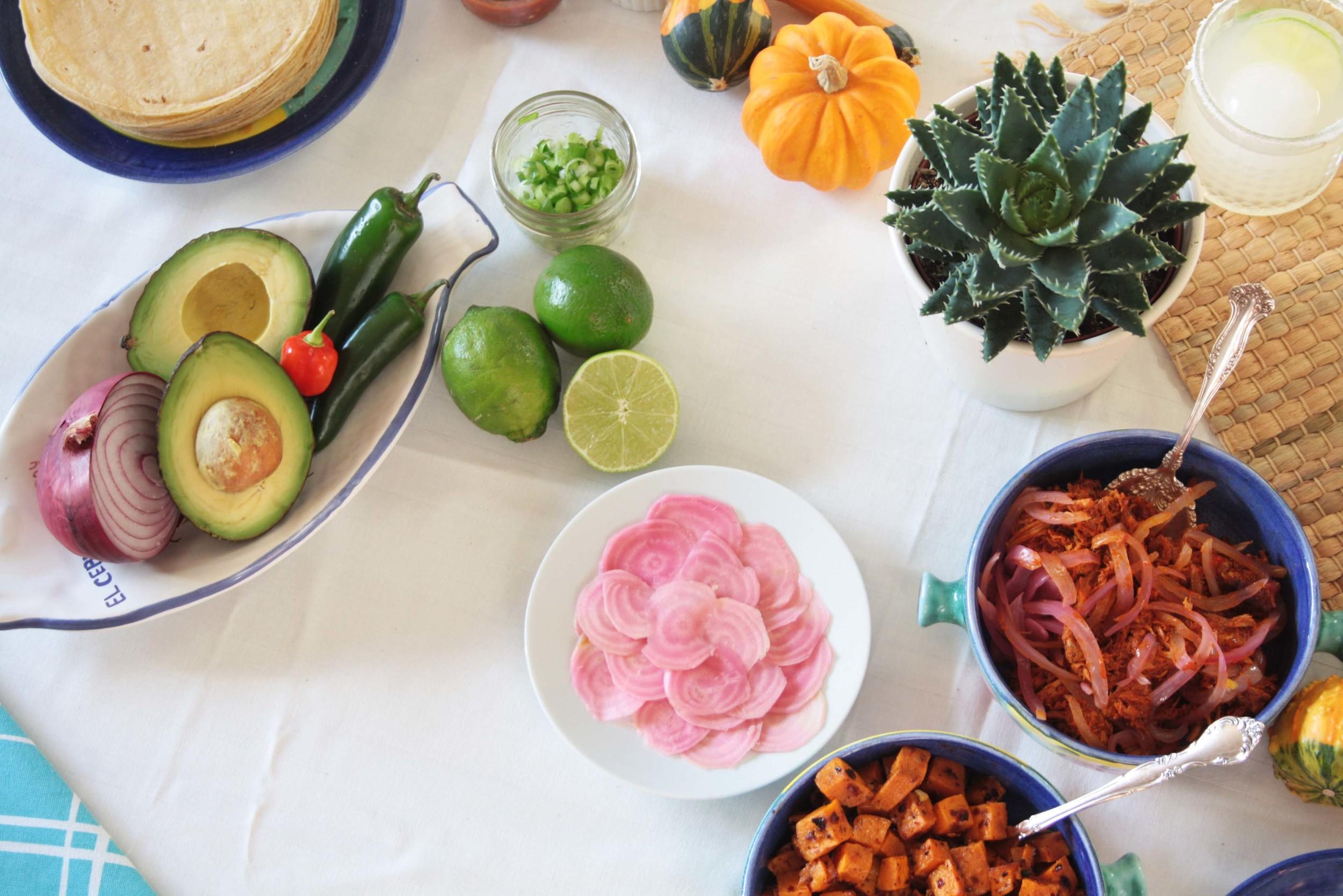 Fall Tacos