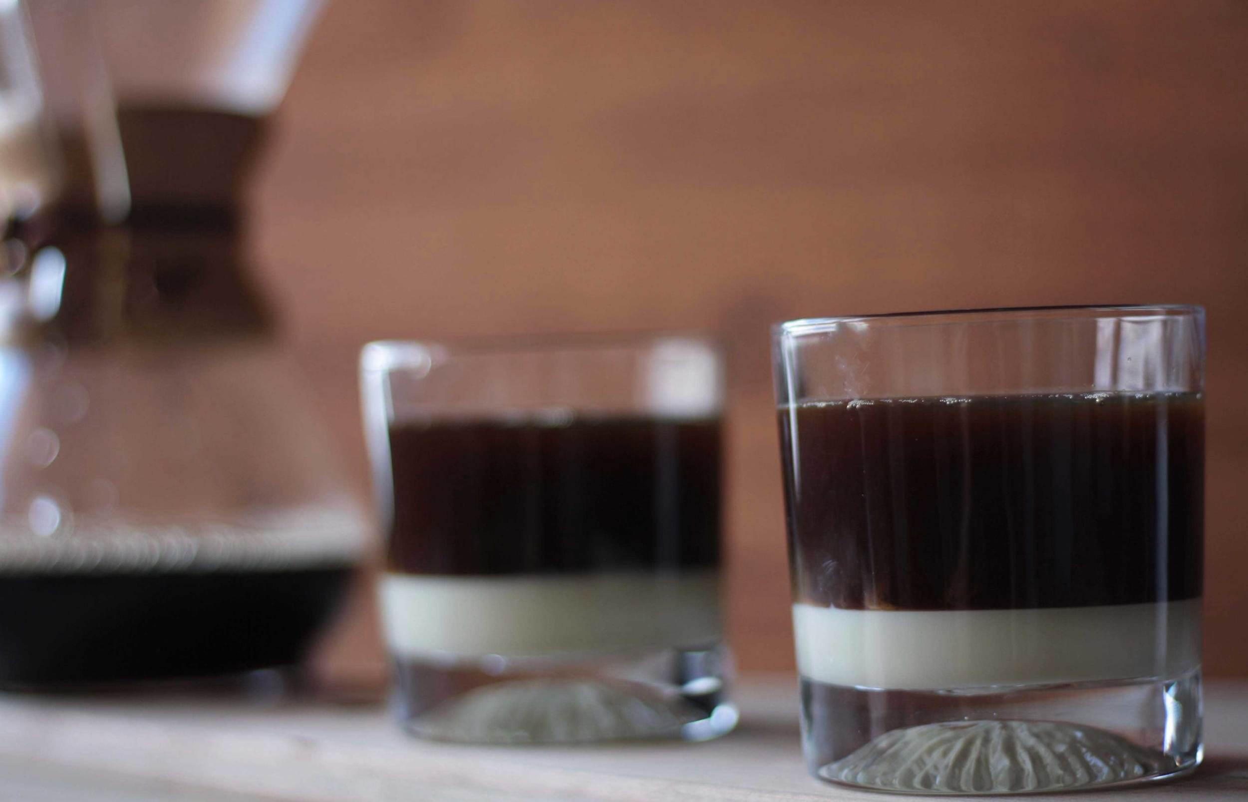 Fortified Vietnamese Iced Coffee