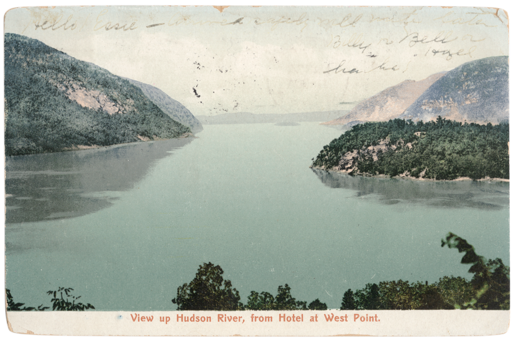 Hudson River, New York (1906)