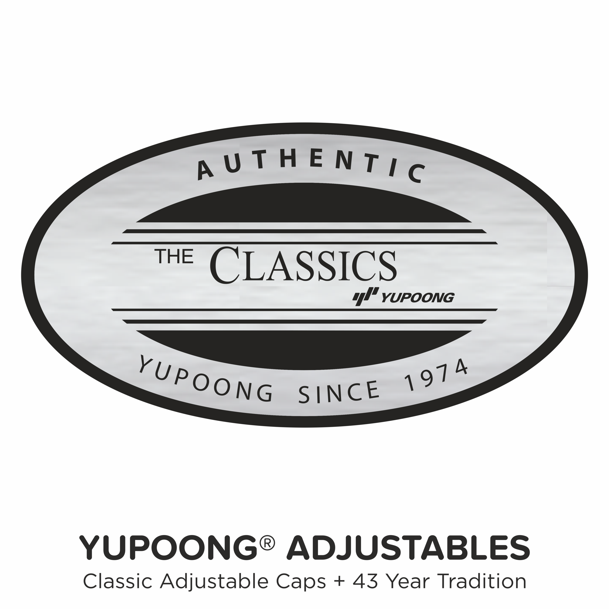 Classic Adjustables   The one sized classics come in a range of different styles and shapes with distinctive CLASSICS peak sticker, woven labels and hang tags. The caps are made from high quality cotton blend fabrics, materials and components all of which conform to international standards.  The Classics are offered in a number of styles including our world renowned Classics 6 panel Dad cap to our 4 panel jockey cap and are typically constructed to resemble the best adjustable caps in the headwear industry.