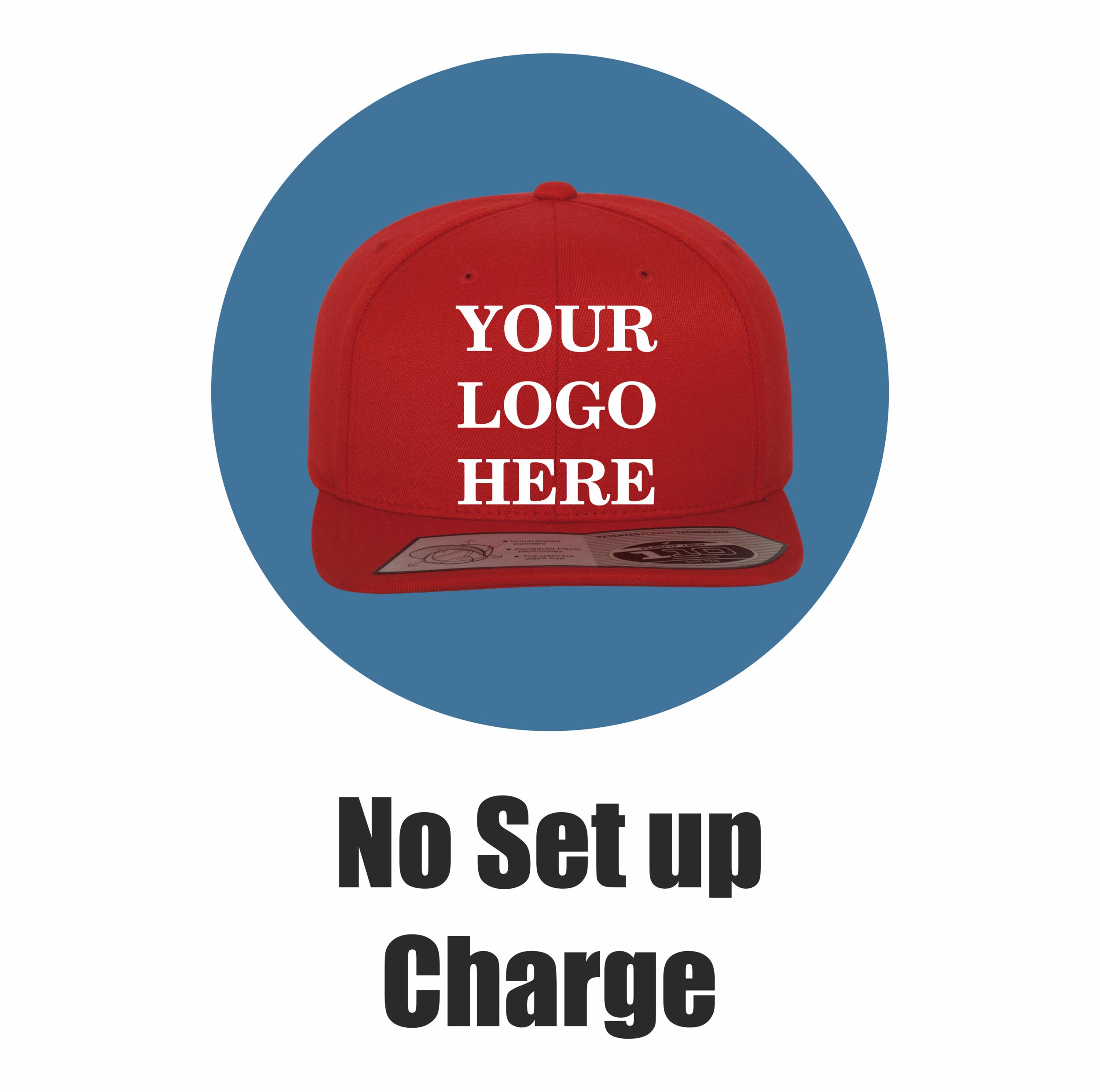 Yupoong Flexfit by London Snapbacks No set up charge.png