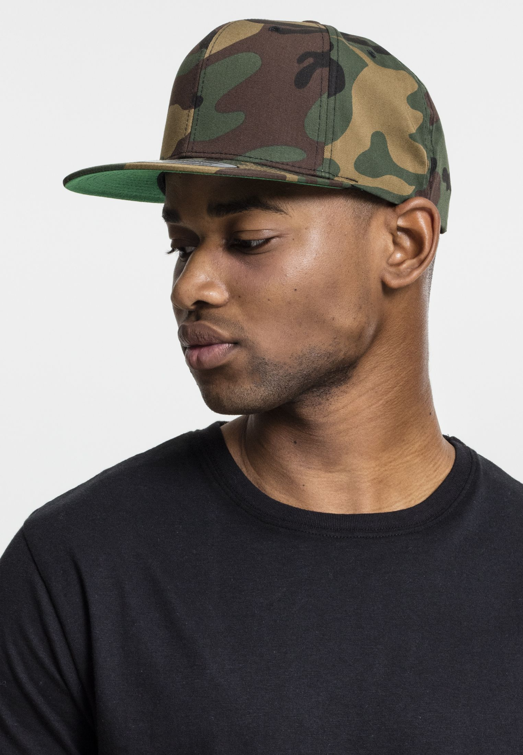 London Snapbacks Camo Snapback.png