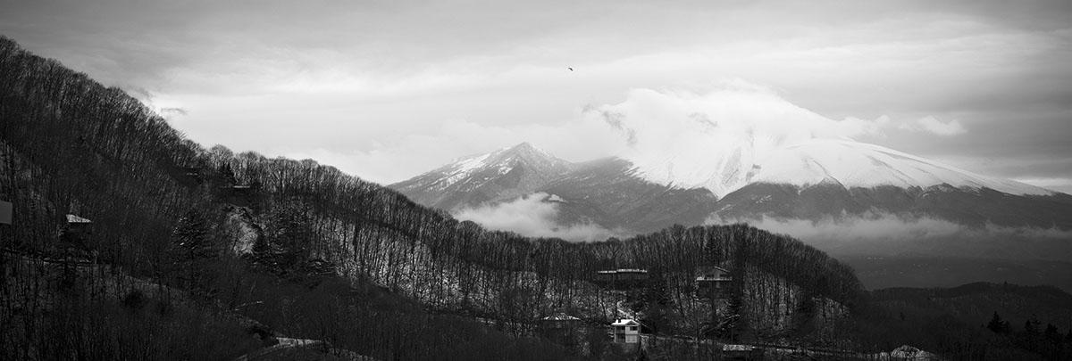 Mt. Asama, Nagano, Japan