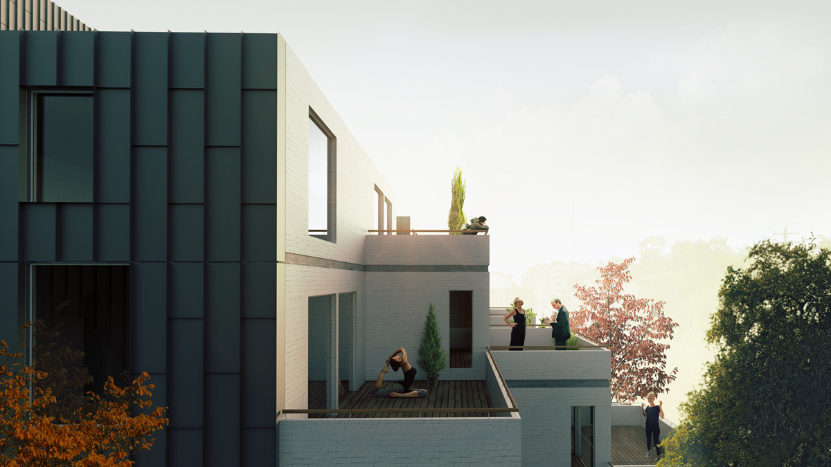 Residential Terraces