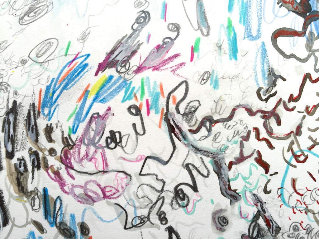 Untitled (6-30-14.1, 7-1-14.1, 7-2-14.1), detail