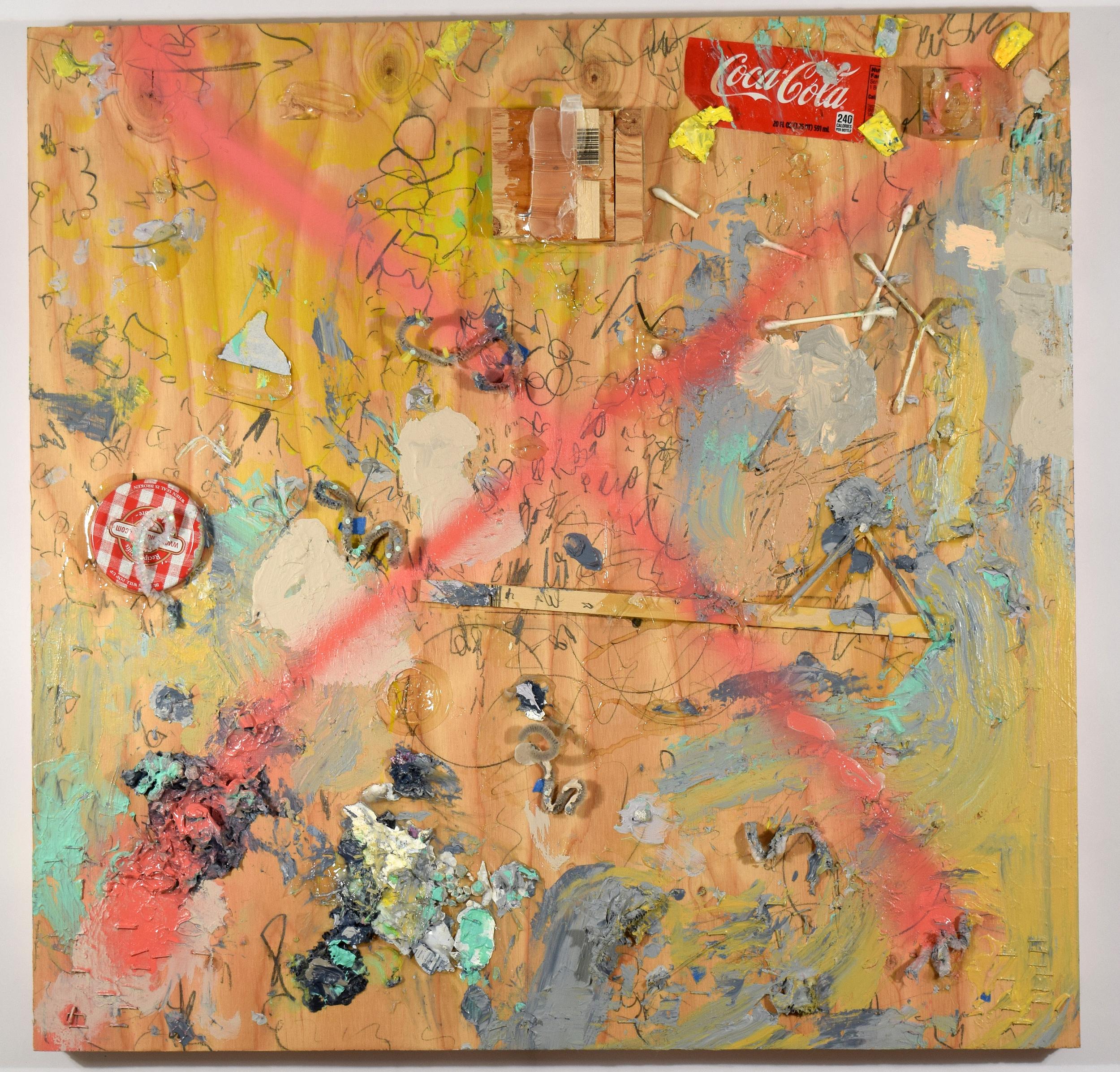 Failed Painting (Bazooka Joe 'X')