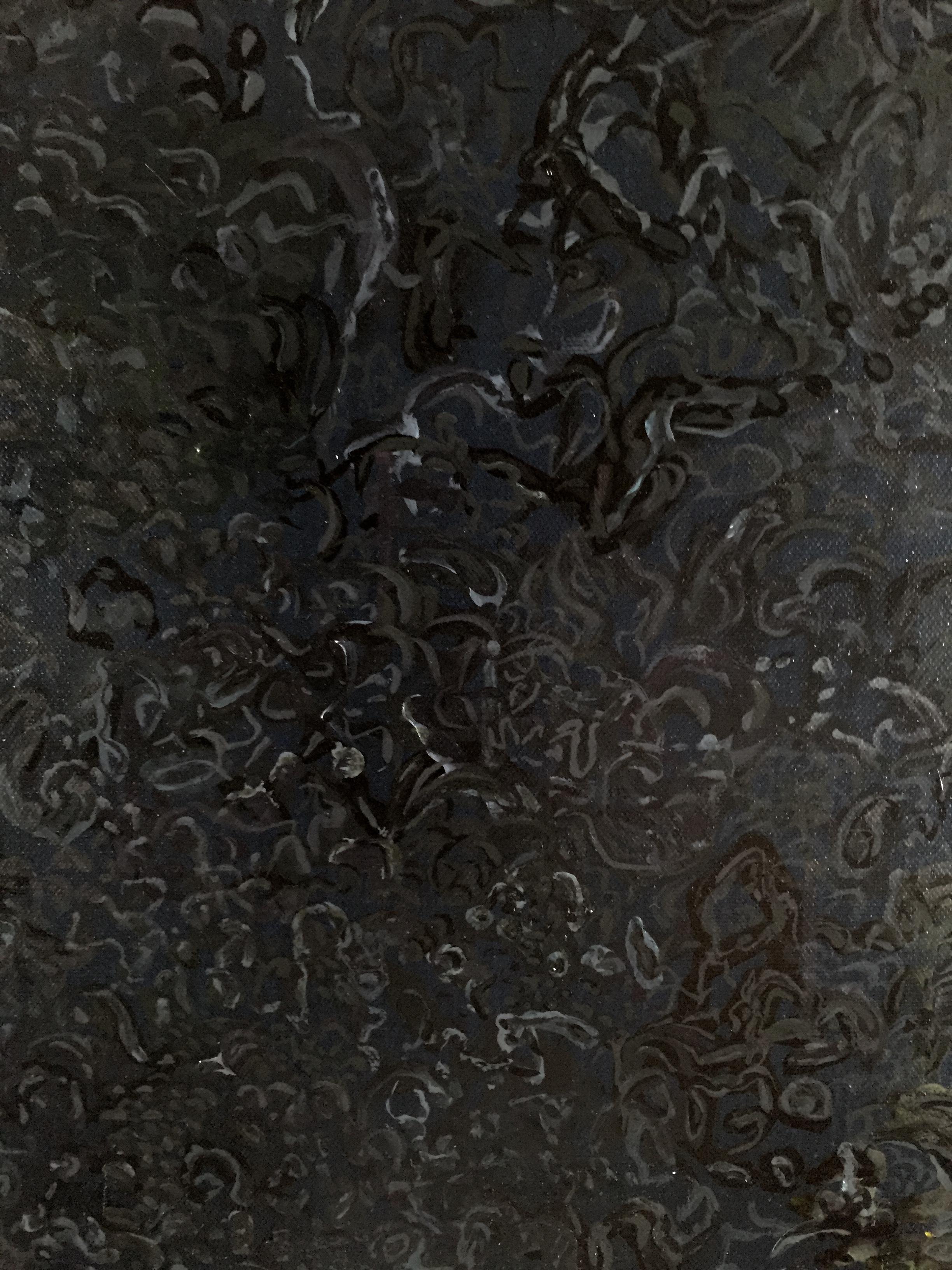 Lucifer's Daydream (detail)