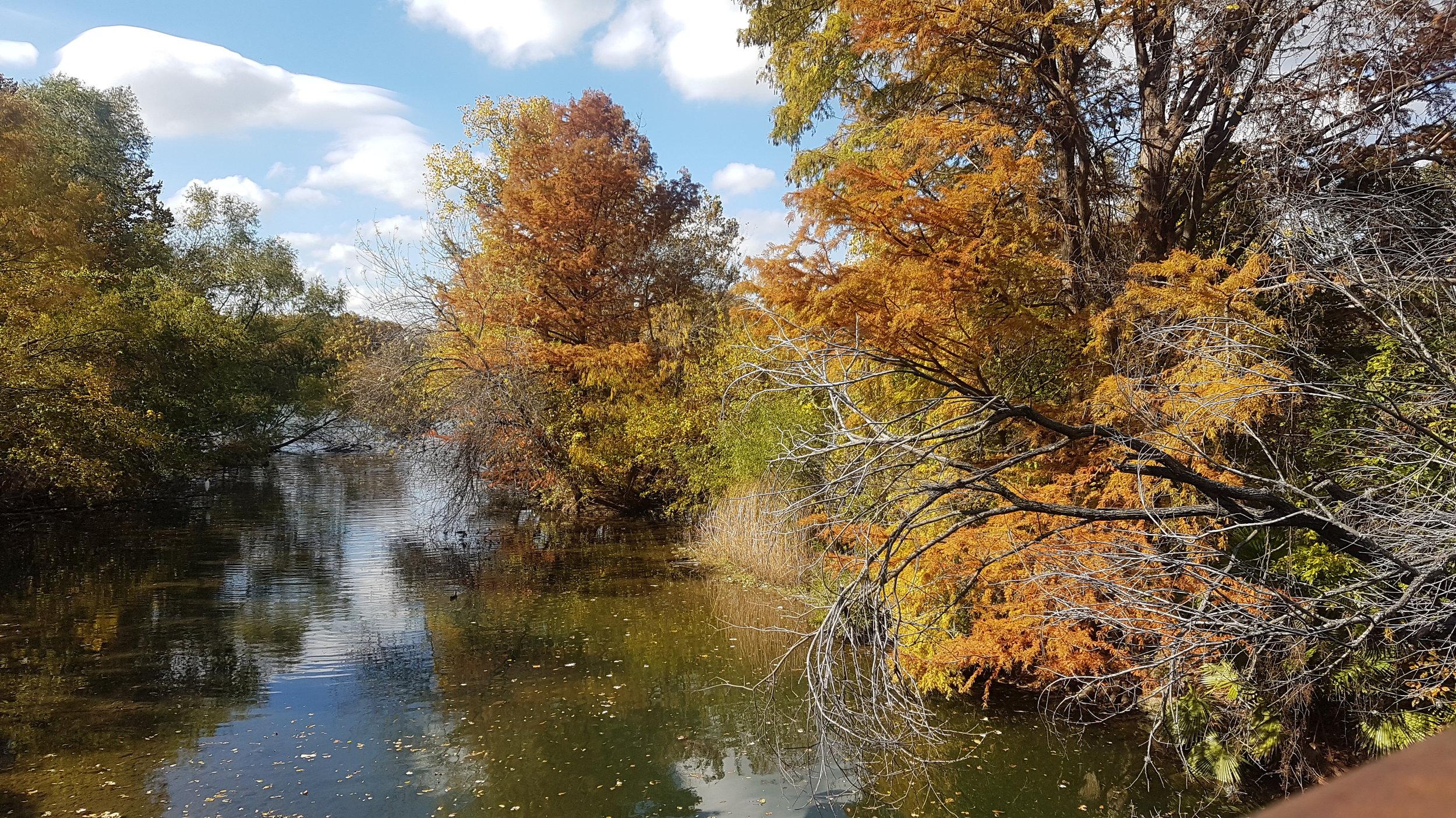 Waller Creek, Austin, Texas with Bruce Mau Design