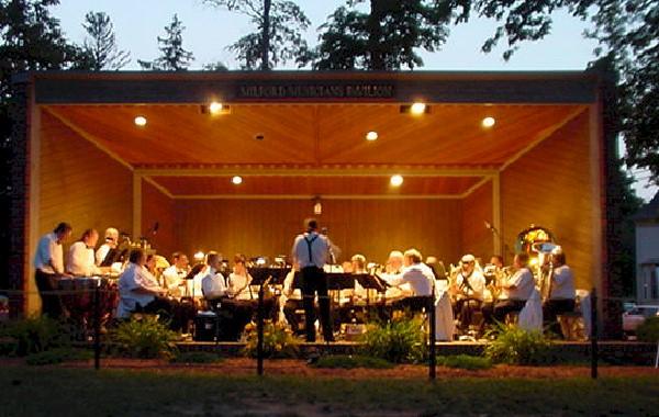 Claflin Hill Symphony Summer Winds
