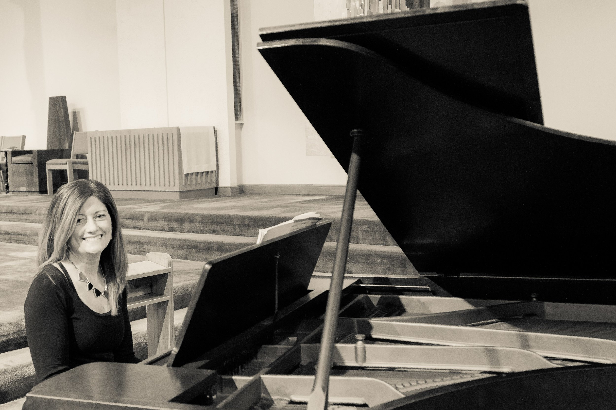 Beth Surapine, piano, will join the CHSO on Saturday, February 3rd for 'Russian Romance.'