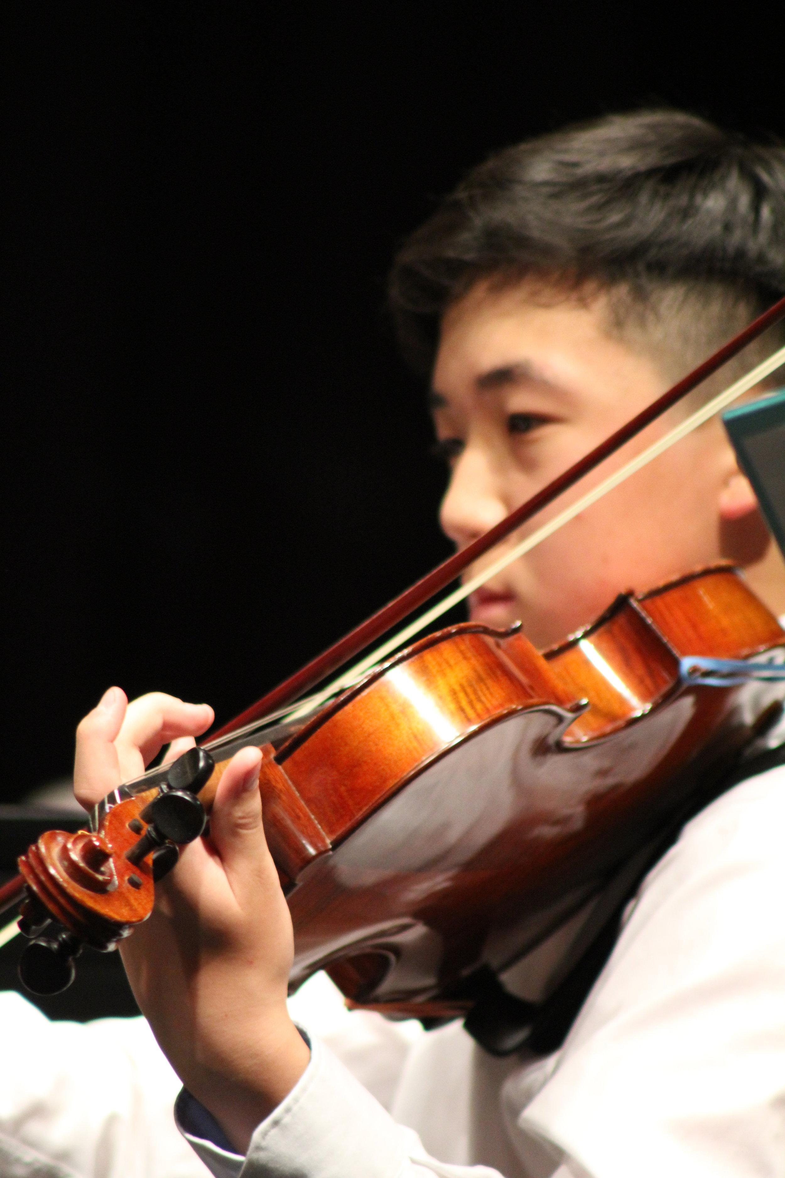CHYS Spring Concert 23 vioins.JPG