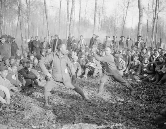 https://encyclopedia.1914-1918-online.net/article/labour_china Western Front