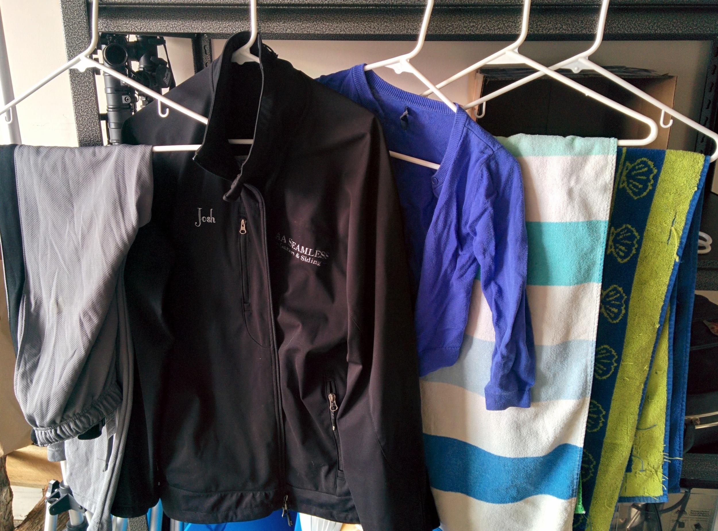 Clothing/Jackets