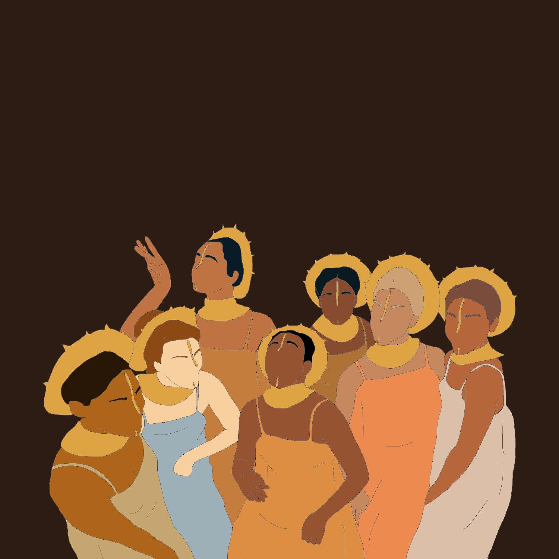 Beyonce's Goddesses — August 2017