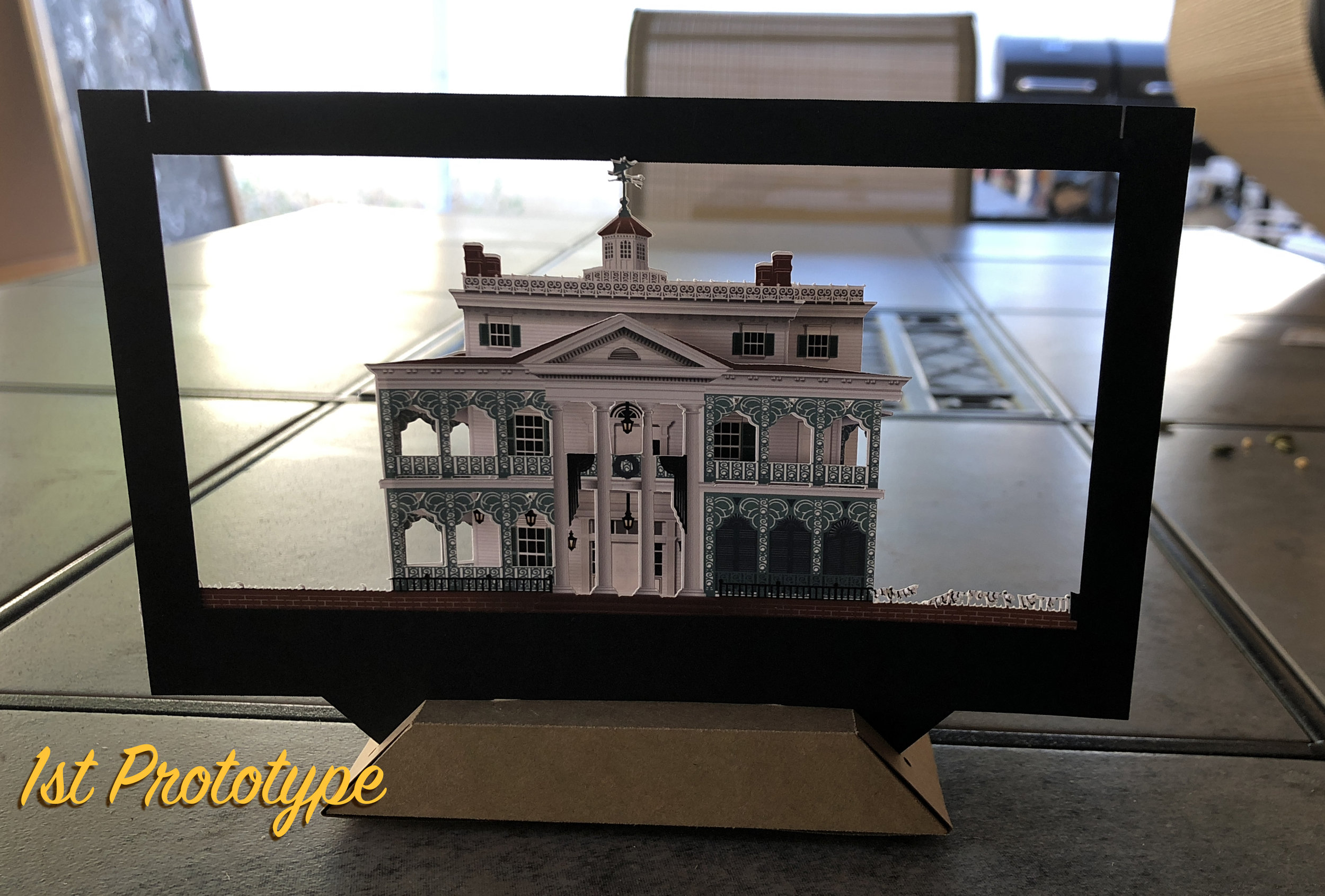 Haunted Mansion Prototype