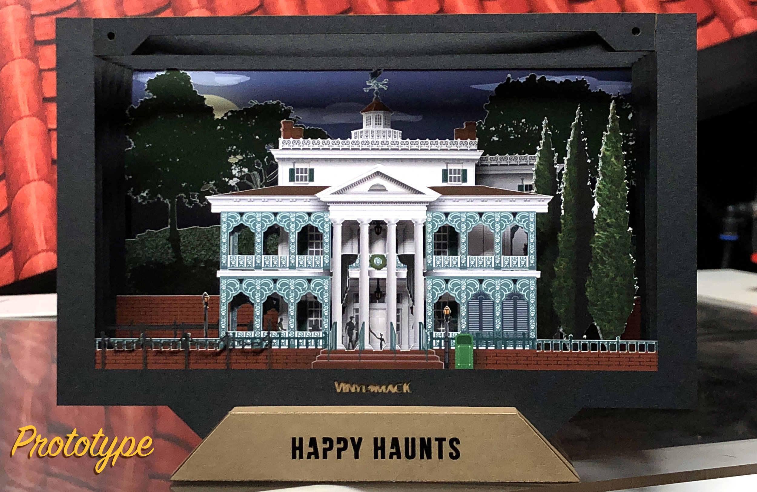 Haunted Mansion Prototype 2
