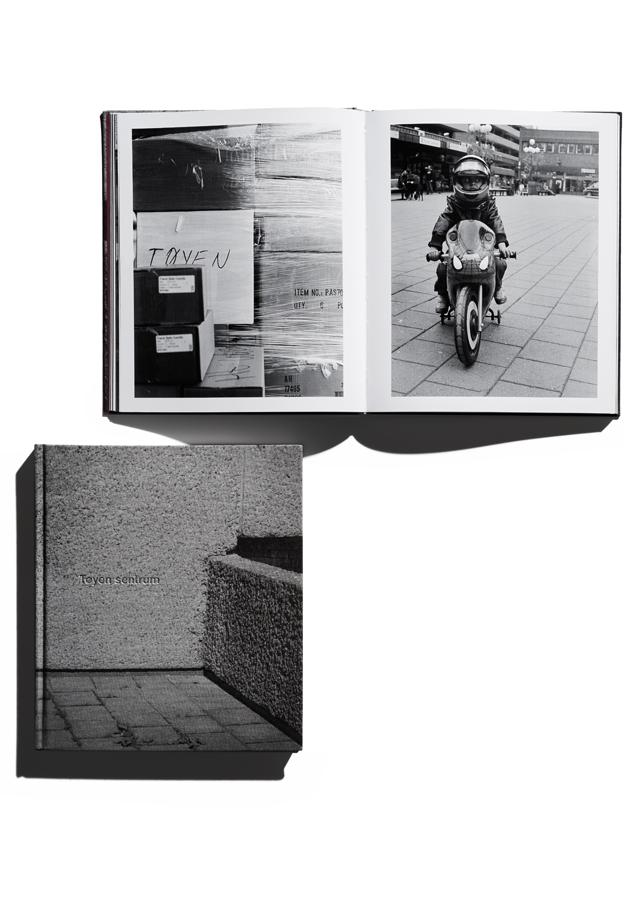Årets Vakreste Bøker 2015 - 9 - Foto: Ruben Kvamme - All Tomorrow's - Grafill