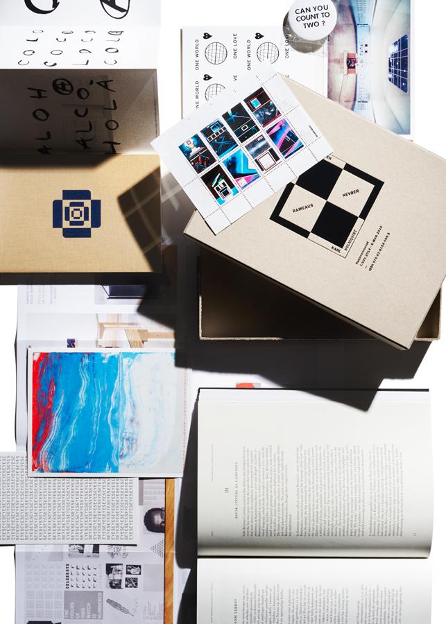 Årets Vakreste Bøker 2015 - 15 - Foto: Ruben Kvamme - All Tomorrow's - Grafill
