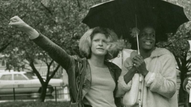 Sylvia Rivera a Marsha P. Johnson