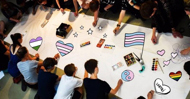 Queer Teens Vernisáž