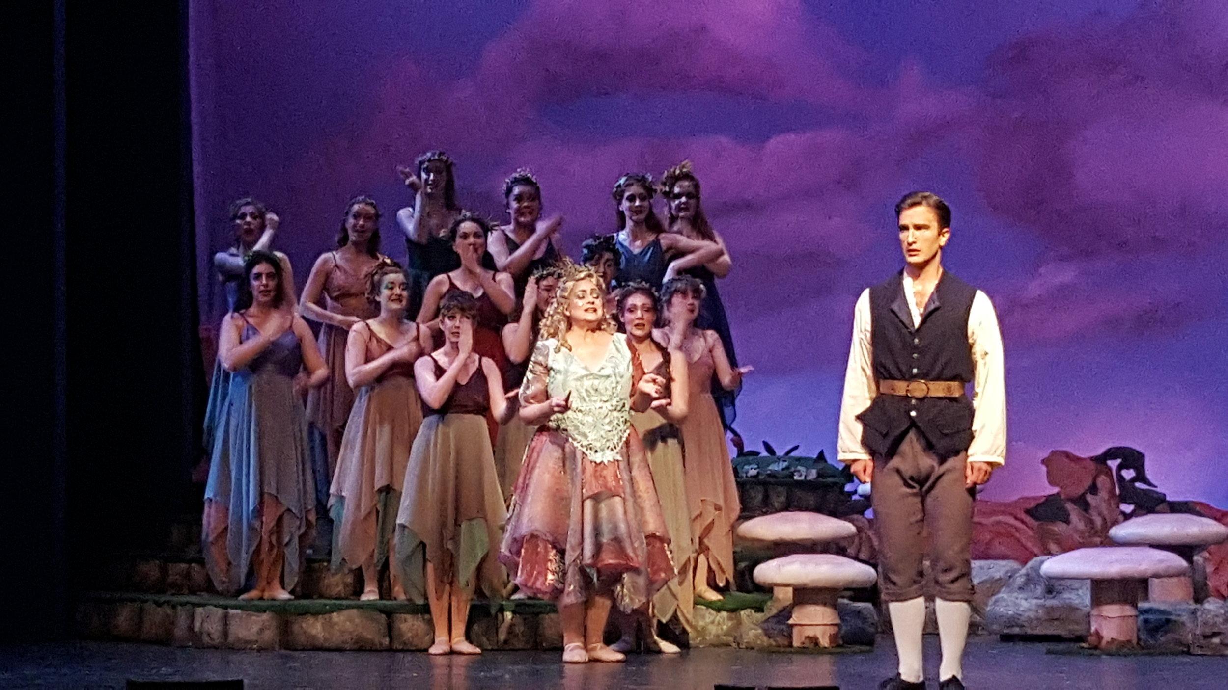Strephon and the Fairies