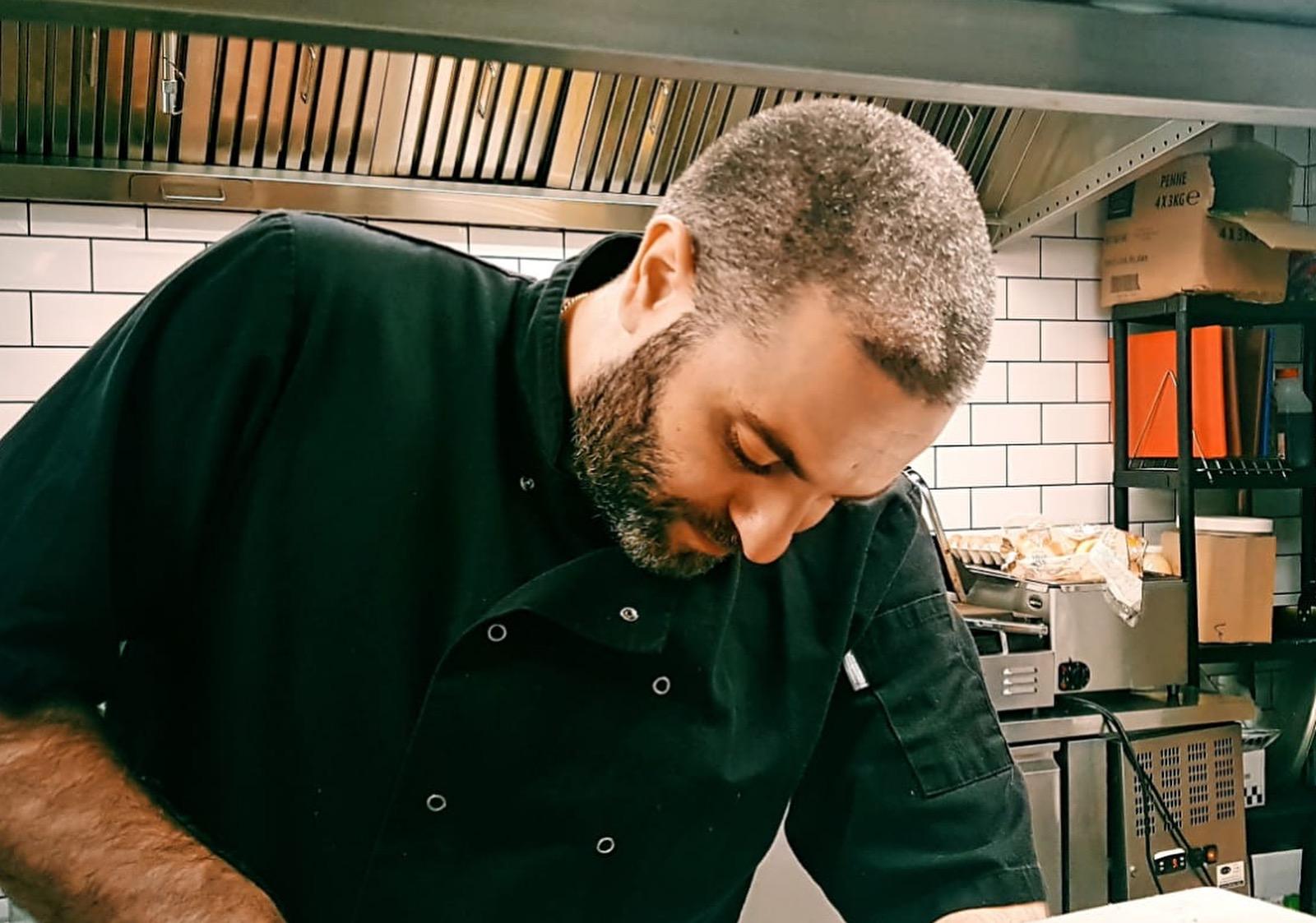 Giuseppe prepping.JPG