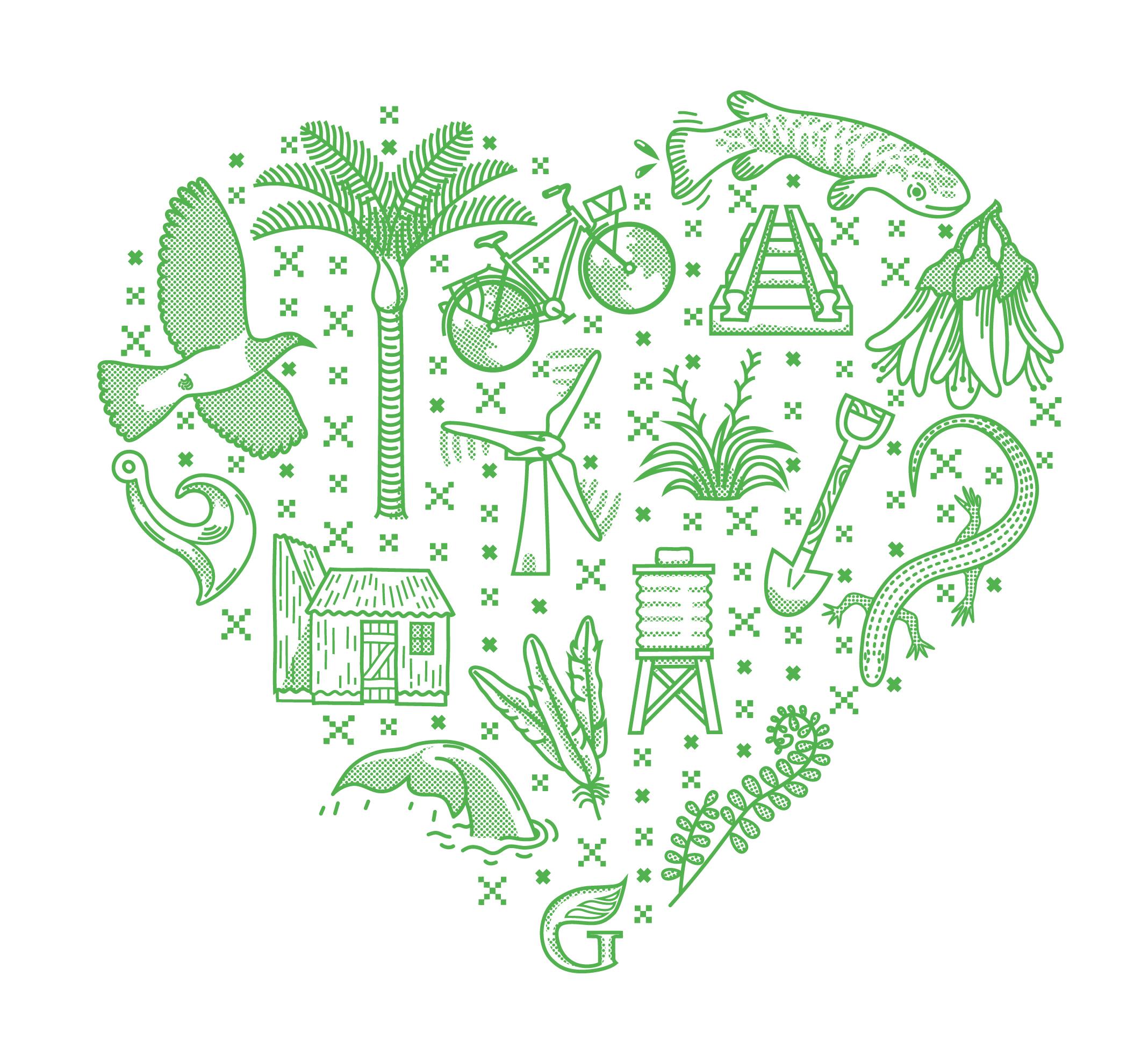 heart green party - final - big dots.jpg