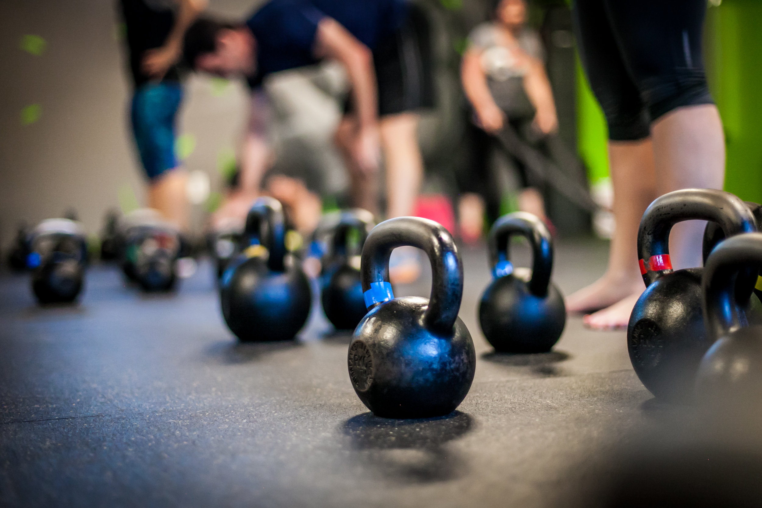 Kettlebell & Co. | a fitness EXPERIENCE
