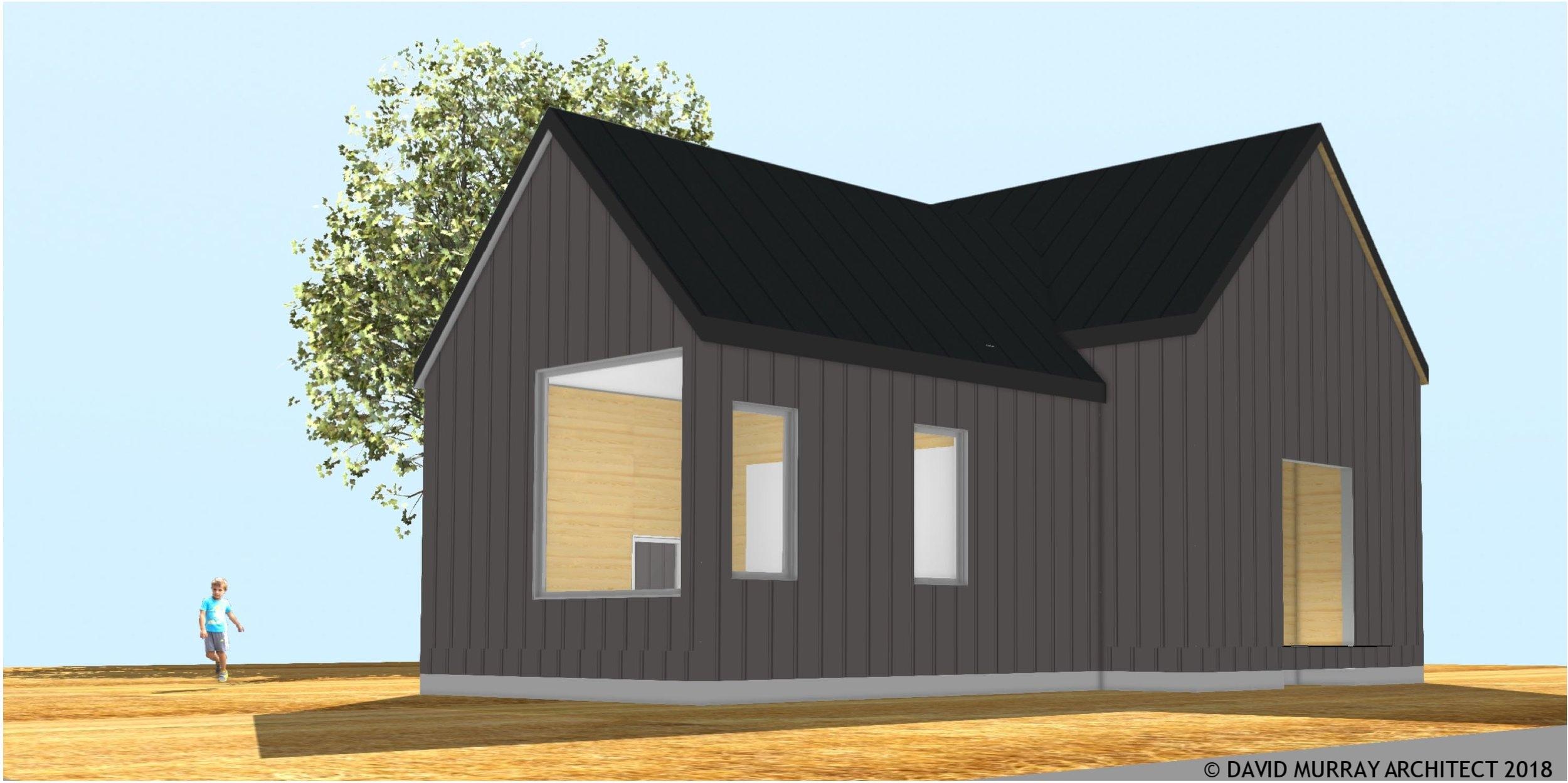 Ready Made House Designs David Murray Architect