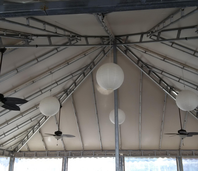 Courtyard Canopy Tent, Longmeadow CC