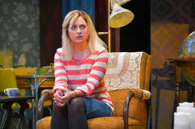 Maria in  Let There Be Love  at American Conservatory Theater