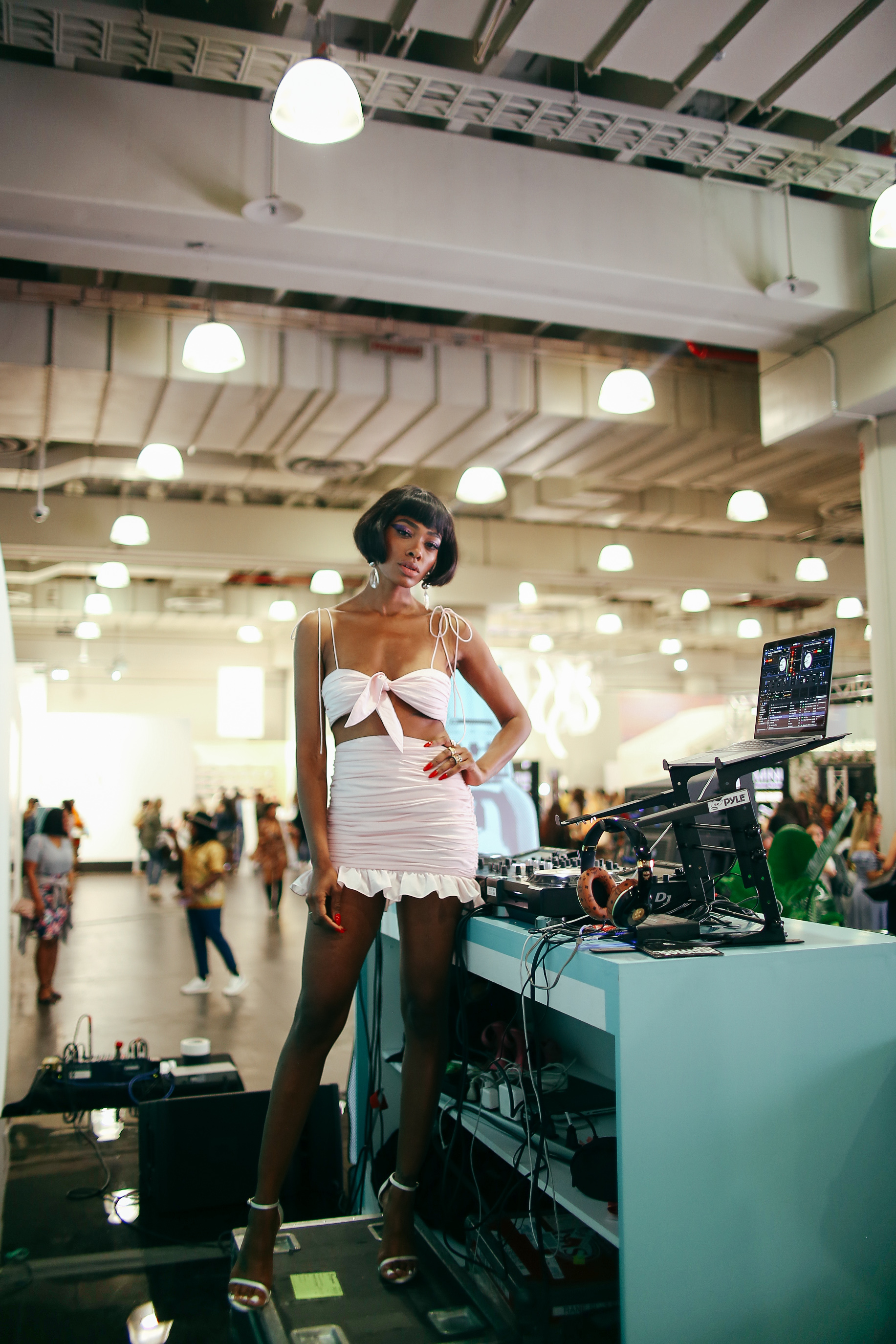 DJ Maad Beautycon NYC Prism DJs 1.JPG