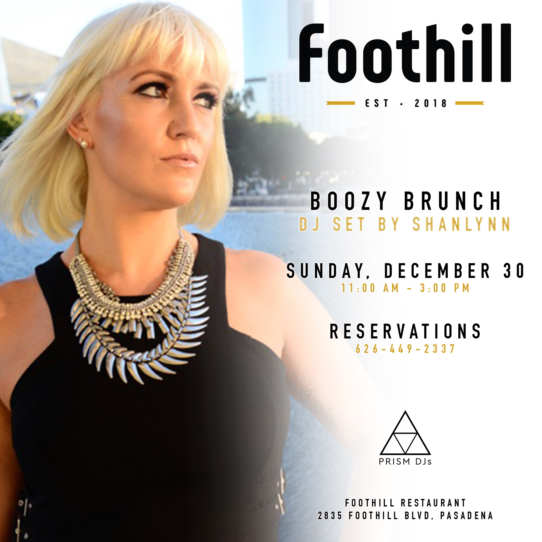 Foothill Brunch DJ ShanLynn 12-30-18 Prism DJs.jpg