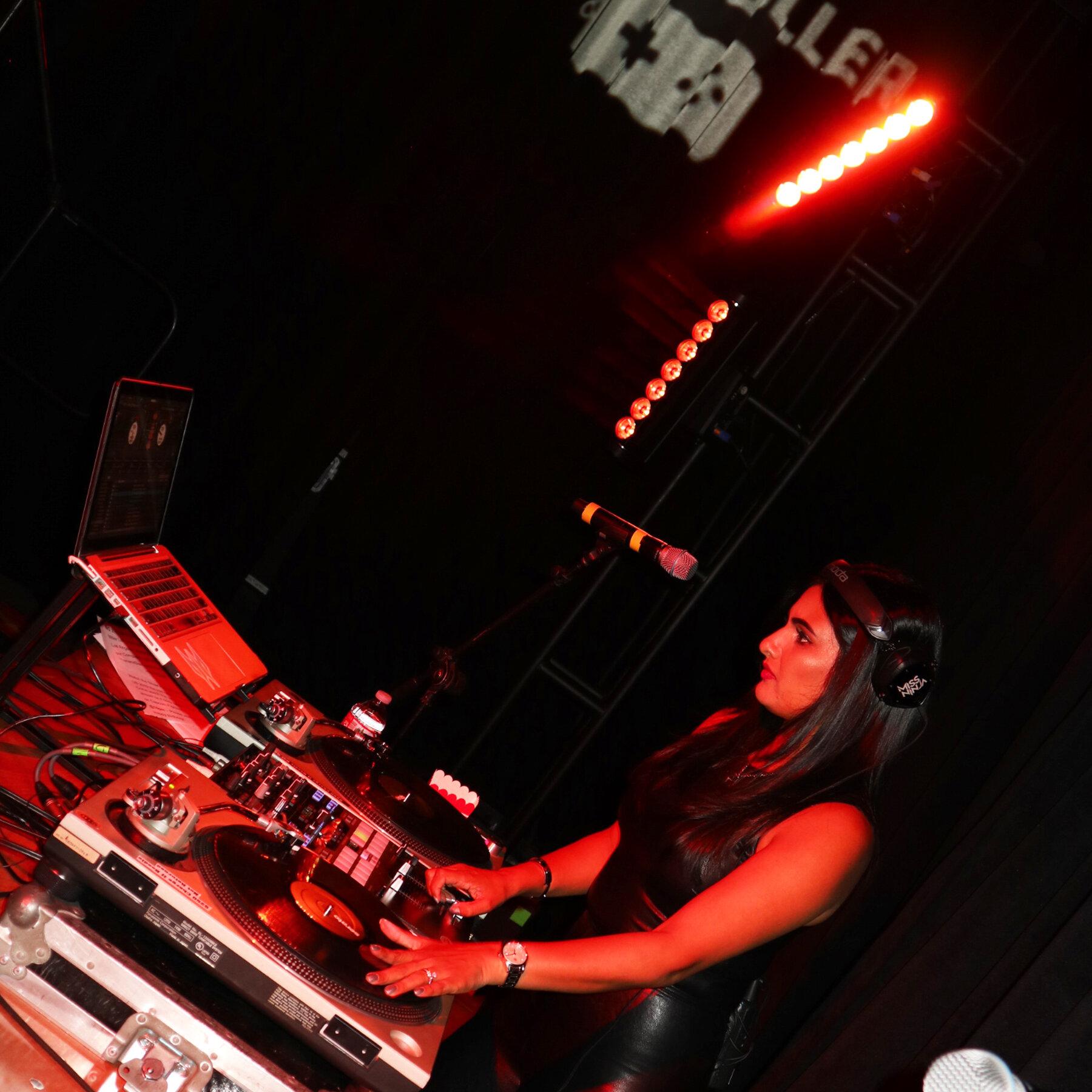 DJ Miss Ninja Prism DJs for Miller Lite Cantroller 3.jpg