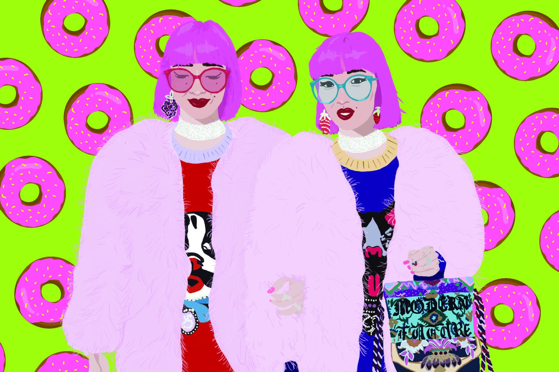 AMIAYA Gucci New York Fashion Week