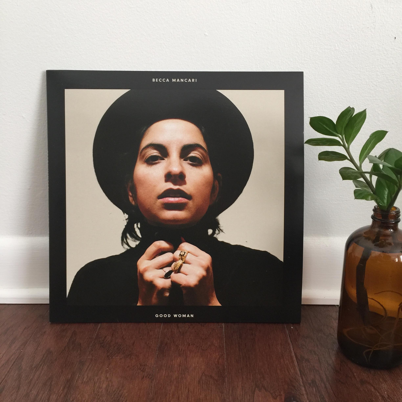 """""""Good Woman"""" Vinyl"""