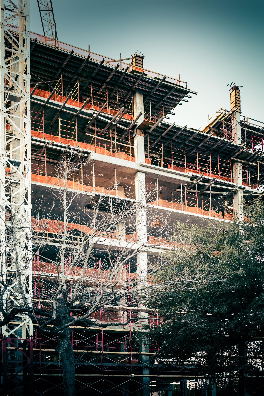 Mondrian at the Musuems—Construction Progress, Feb 2018