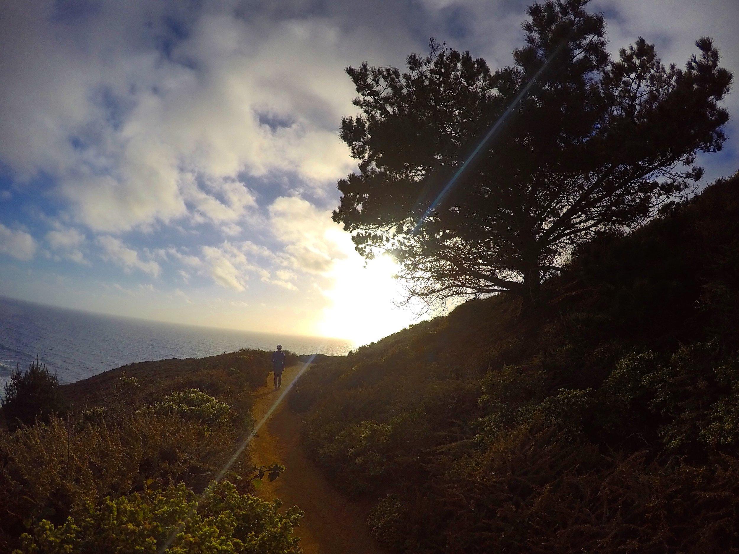 Montara Mountain Trail, Pacifica