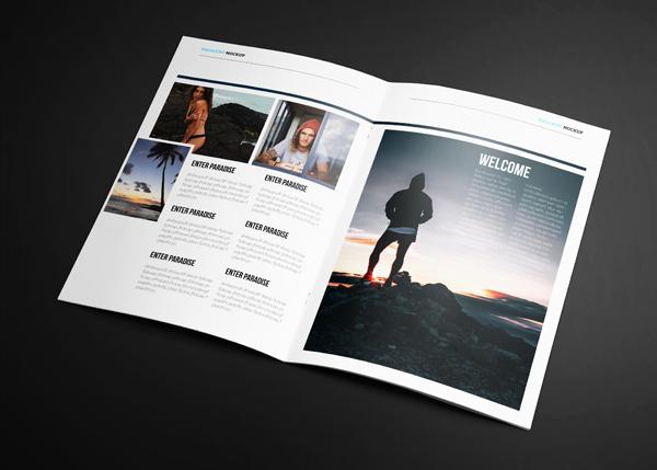 Waves Magazine Template | Lot 17 Media