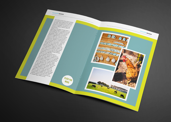 Farm-To-Table Magazine Template | Lot 17 Media