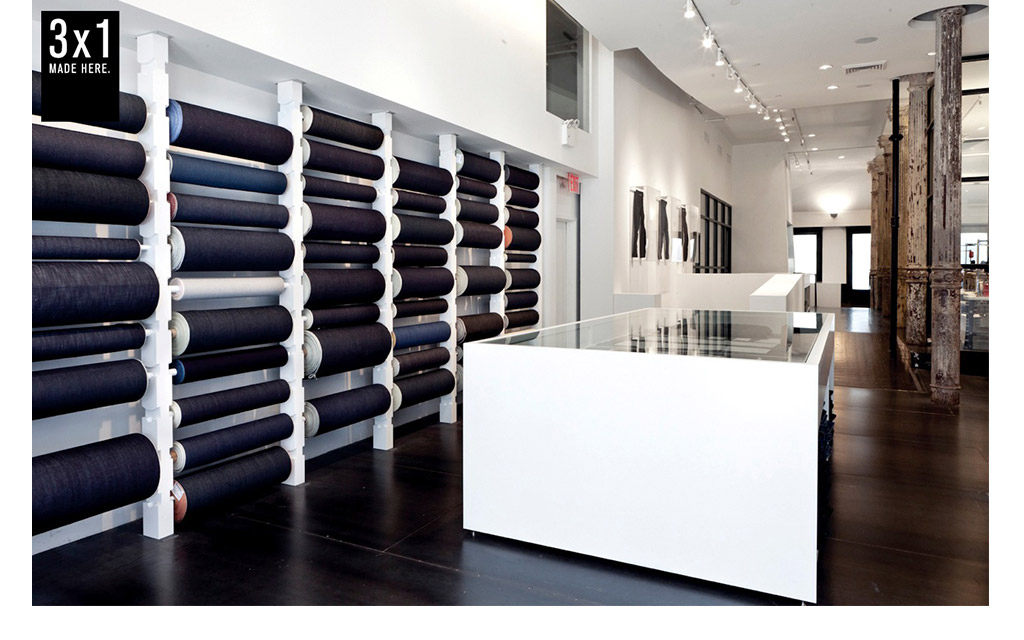 Retail Store Design & Branding - 3x1