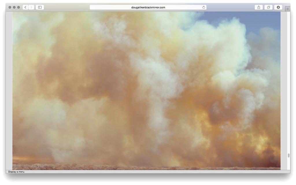 Site Design - Doug Aitken