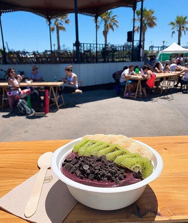 Si estáis por Valencia este fin de semana vente a tomar un bowl de açaí Almalibre en La Marina de Valencia 💜  Estamos en el BigYoga Festival @bigyogaes