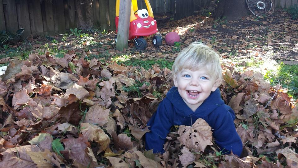 September 20, 2015 ·   We had a wonderful time away this weekend-but there's nothing like coming home to this little dude.