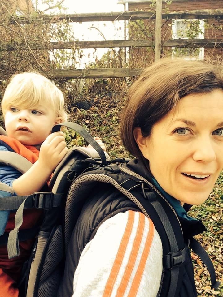 November 17 ·   A hiking we will go