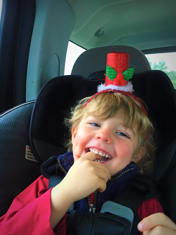 December 5.   This child    😍     How blessed am I to be running holiday errands with him?! This time of year does not need to stressful--it is possible to fit it all in without feeling like a maniac {been there done that}.   😳    🎄    😖    🎅🏼    😵     Sometimes, it just requires a leap of faith, a strong vision, a little hustle, and a group of people who are there to support and guide you along the way.    I continue to be on a mission to help others find the same freedom and life balance. If staying connected to a group of uplifting and empowering people while creating a vehicle to make your other dreams a reality sounds like something you are interested in the arming more about, I am just a quick message away    💌