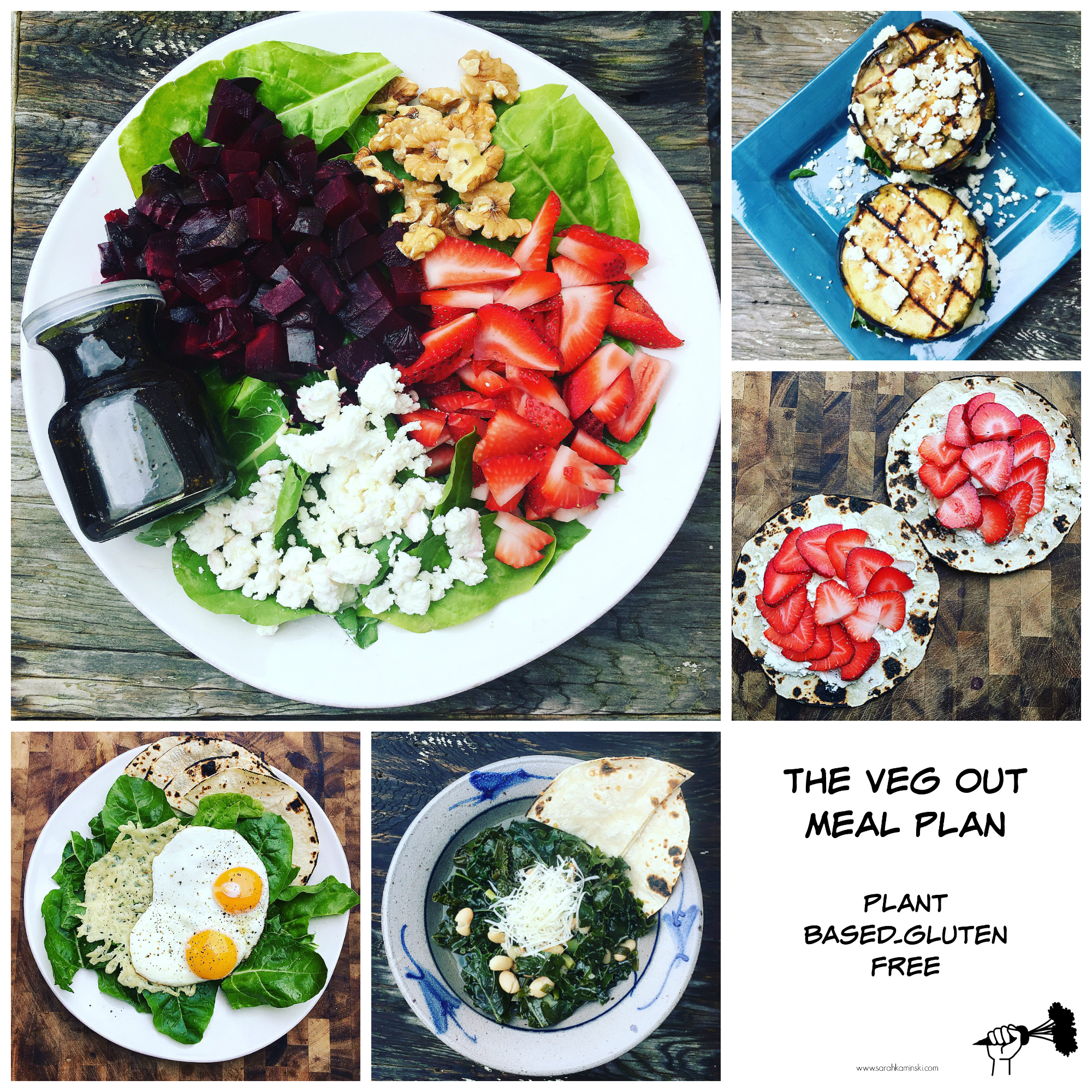 Plant Based, Gluten Free Recipes