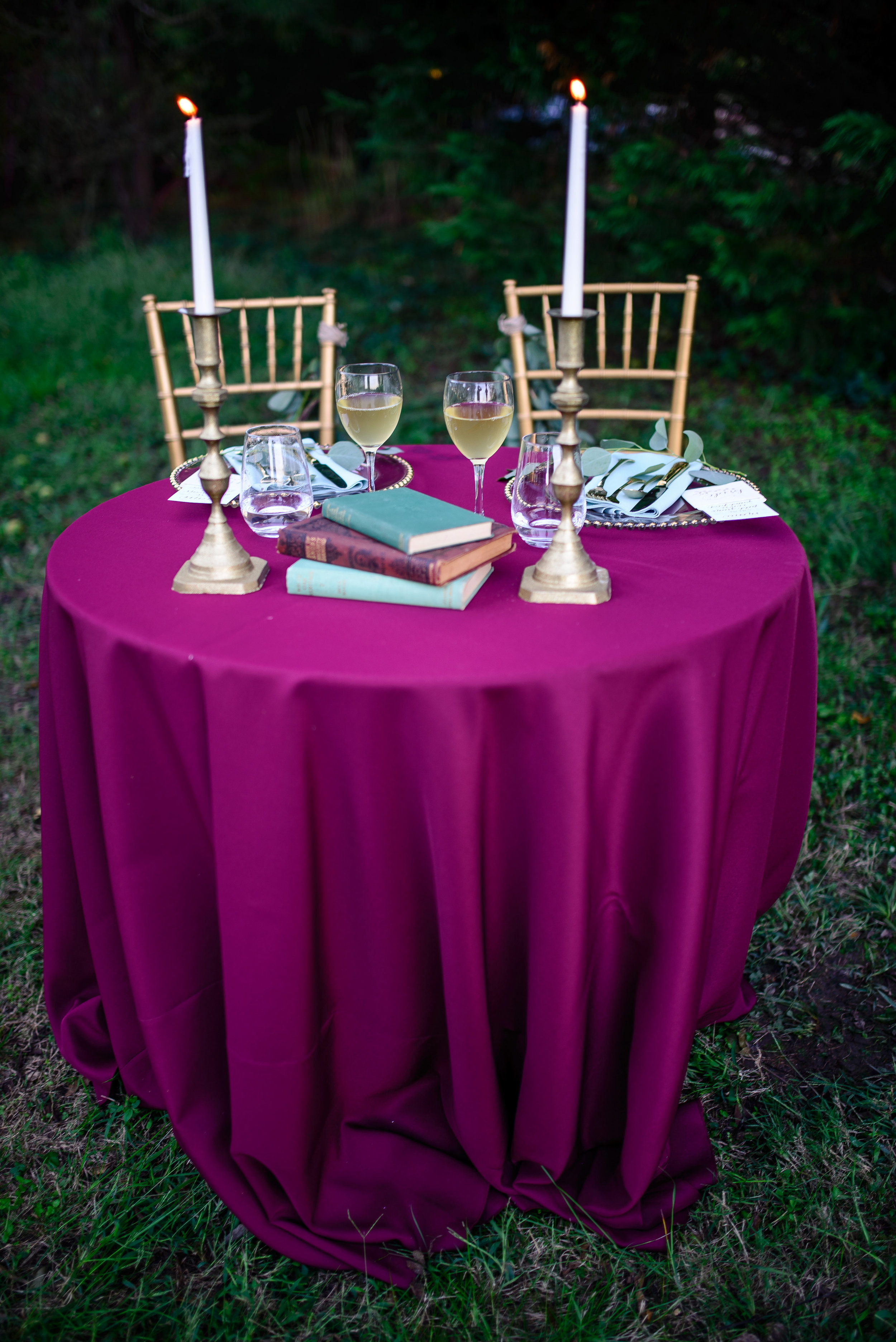 Emily Marie Photography with Courtney Inghram Event Literary Inspired Shoot at the Williamsburg Winery as seen on Fab You Bliss