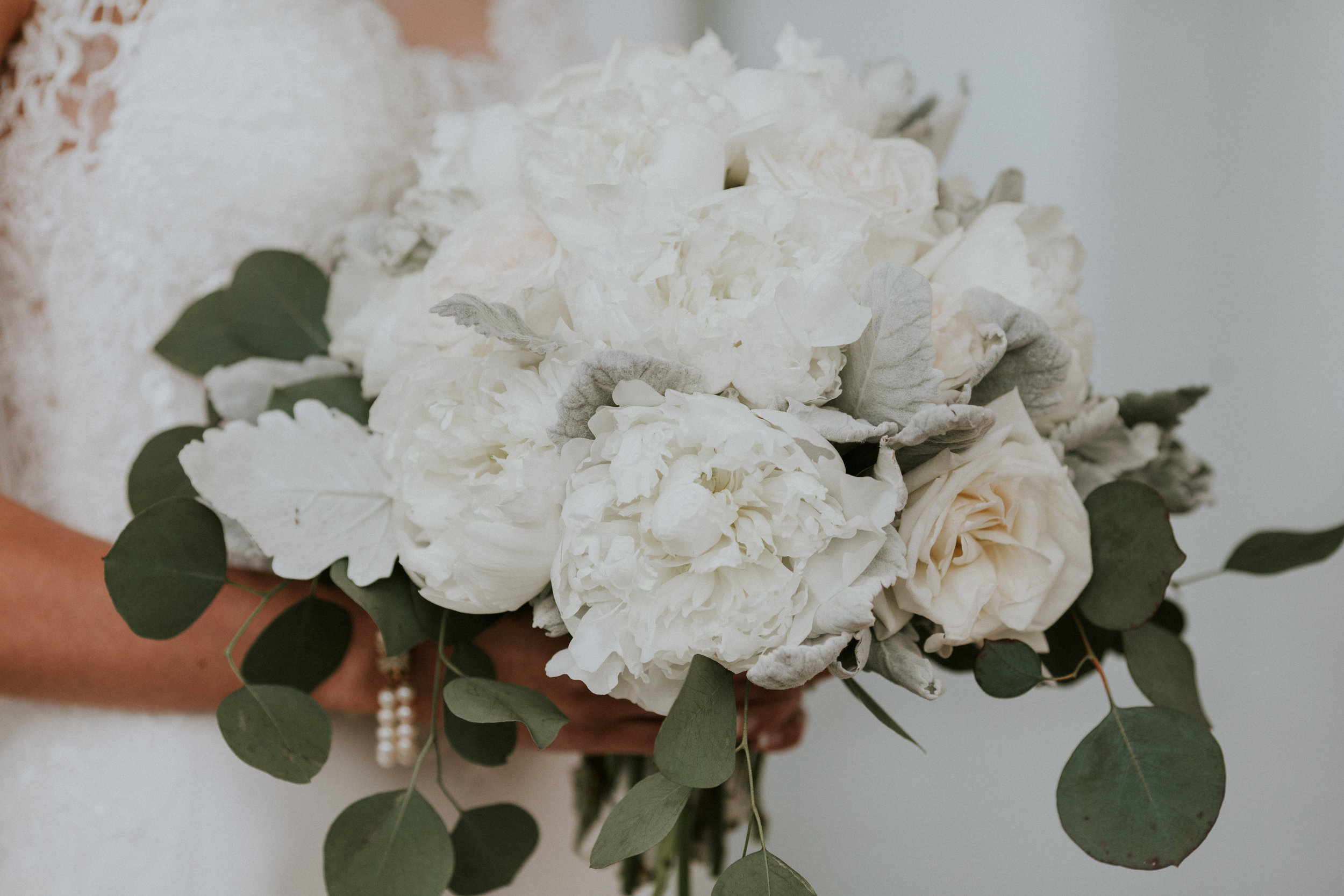 Richmond and Charlottesville Virginia Wedding Florist- Walker's Overlook Wedding